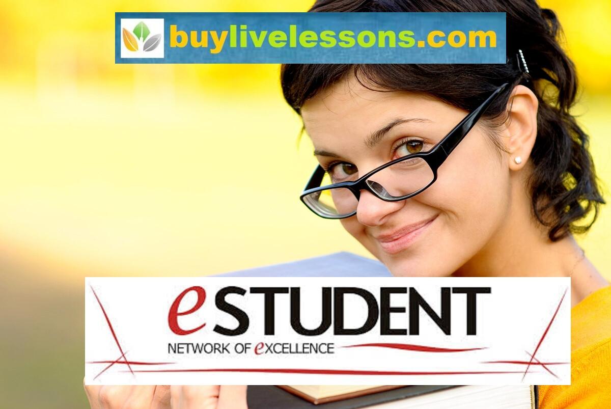 English eStudent 101a