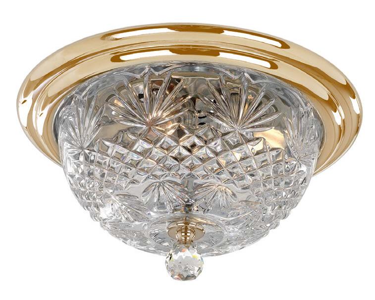 Ceiling Light - Gold