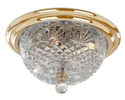 Ceiling Light - Gold PRE-ORDER