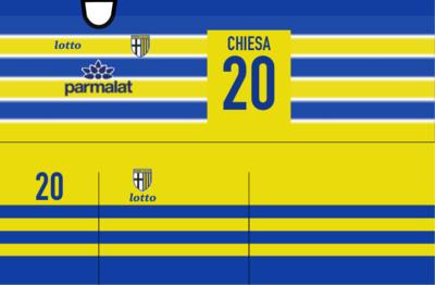 CVT 1998-99 - PARMA