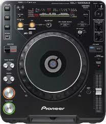CDJ1000 PIONEER