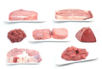 Rundvlees puur groot 12 kilogram