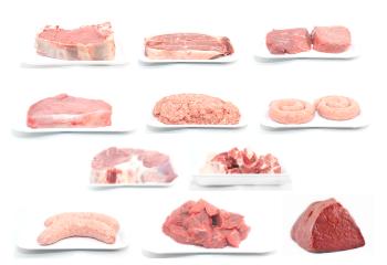 Rundvlees gemengd groot 15 kg