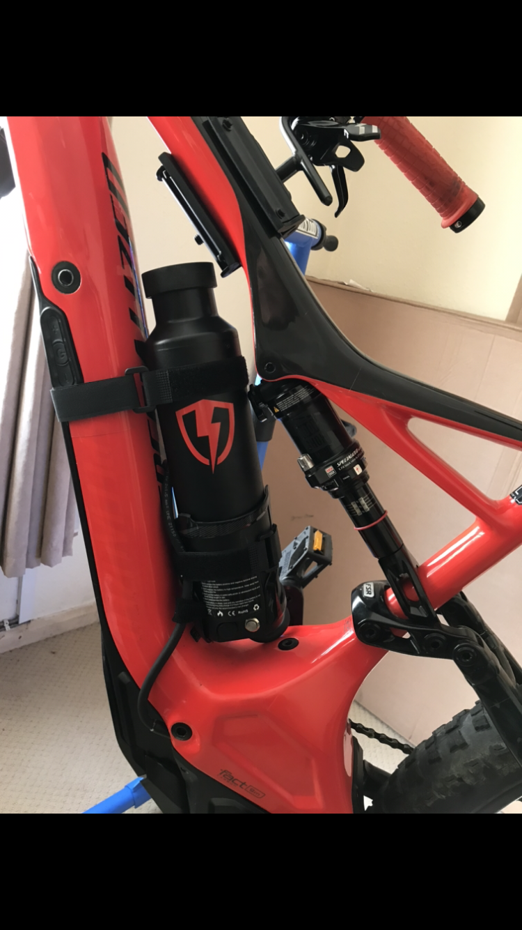 Carbon Levo 378wh Booster System