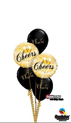 Cheers Balloon Bouquet