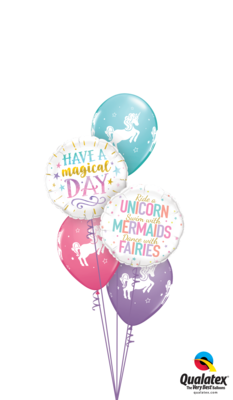 Have a Magical Day Balloon Bouquet