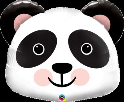 Qualatex Supershape Foil Balloon Precious Panda 31''