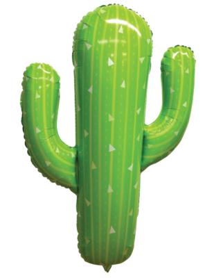 Cactus Foil Balloon 88 cm