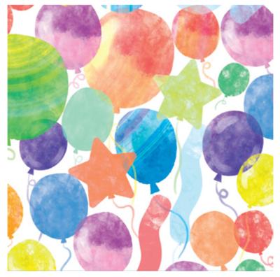 20pk Balloon Napkins