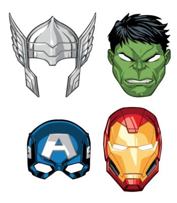 8 pk Avengers Game Musks