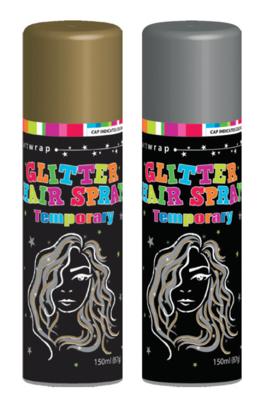 Glitter Hairspray