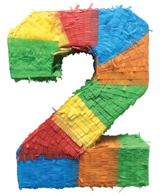 Number Pinata 2
