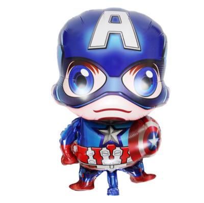 Avengers Baby American Captain Foil Balloon 76 cm
