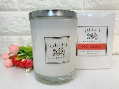 TILLEY  Scented Soy Candle 240g