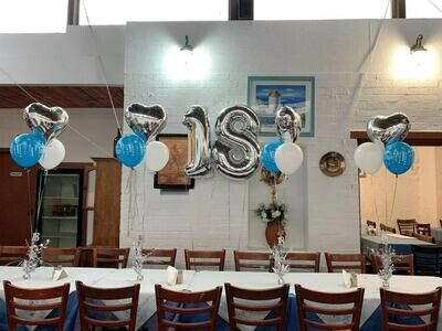 Table Decoration Balloon for Birthday Party