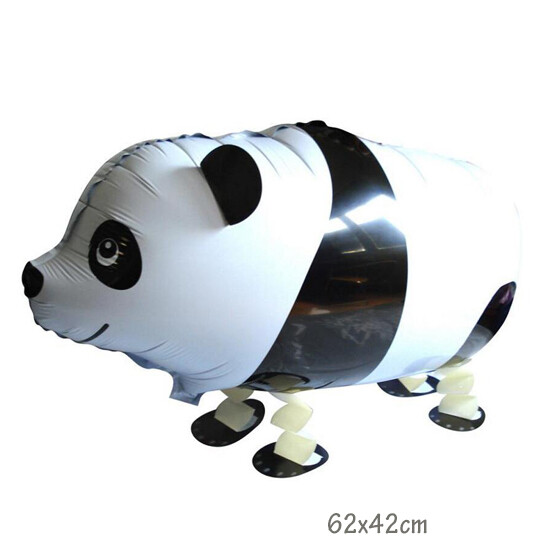 Helium Walking Pet Animal Balloon Panda