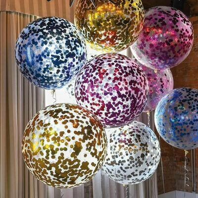 Design Your Own Confetti Balloon