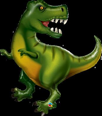 Qualatex Supershape Foil Balloon Tyrannosaurus 42''