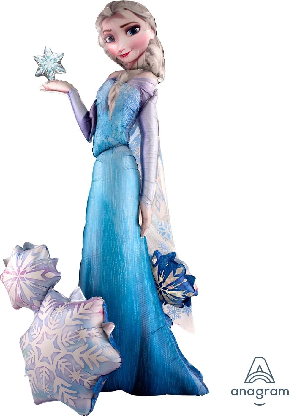 Frozen Elsa Air Walker Helium Balloon