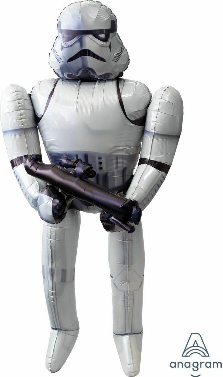 Star Wars Storm Trooper Air Walker Helium Balloon
