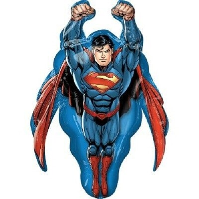 Superman Balloon 58cm x 86cm