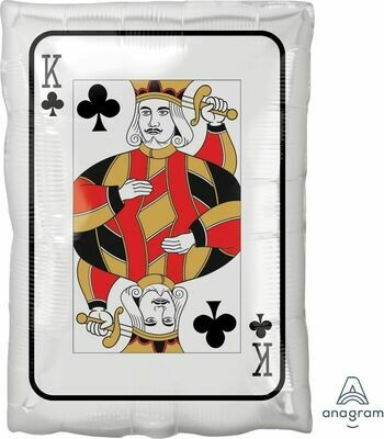 Jr Shape Roll the Dice King and Ace (30cm x 43cm)