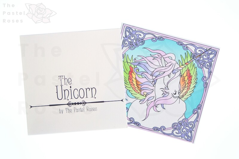 The Unicorn - Eyeshadow Palette With Mirror