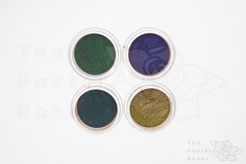 Moondust Multi Chrome Loose Pigment Bundle