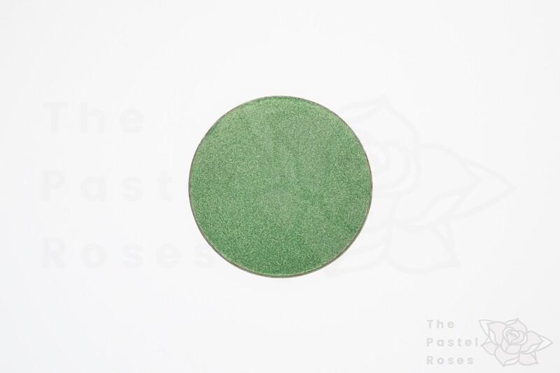 Shimmer Pressed Eyeshadow - Parrot - Large Pan