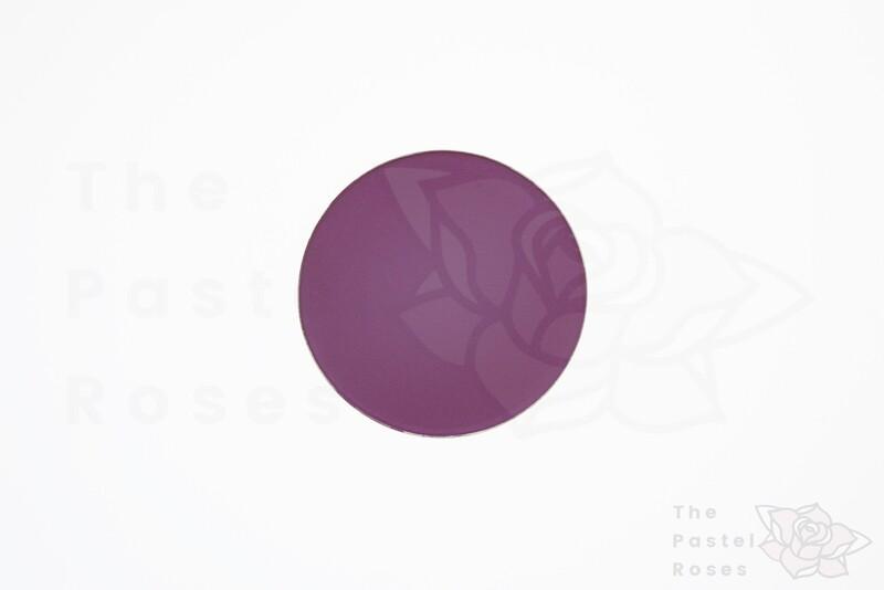 Matte Pressed Eyeshadow - Deep Purple - Large Pan