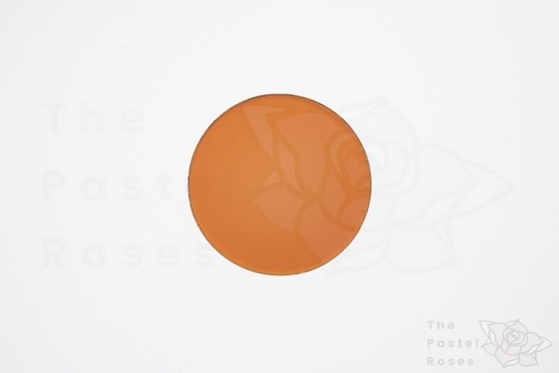 Matte Pressed Eyeshadow - Tangerine - Large Pan