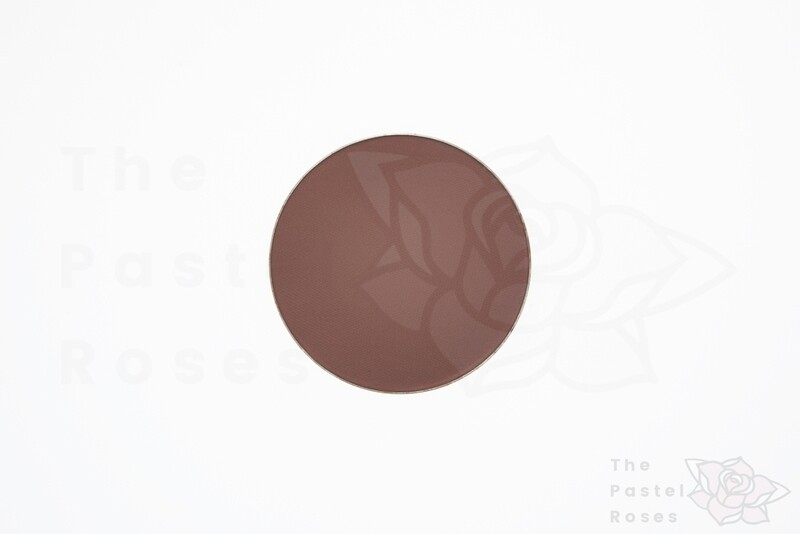 Matte Pressed Shadow - Coffee Bean - Large Pan