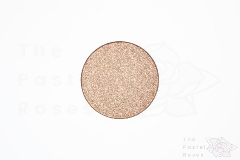 Shimmer Pressed Eyeshadow - Mojave - Large Pan
