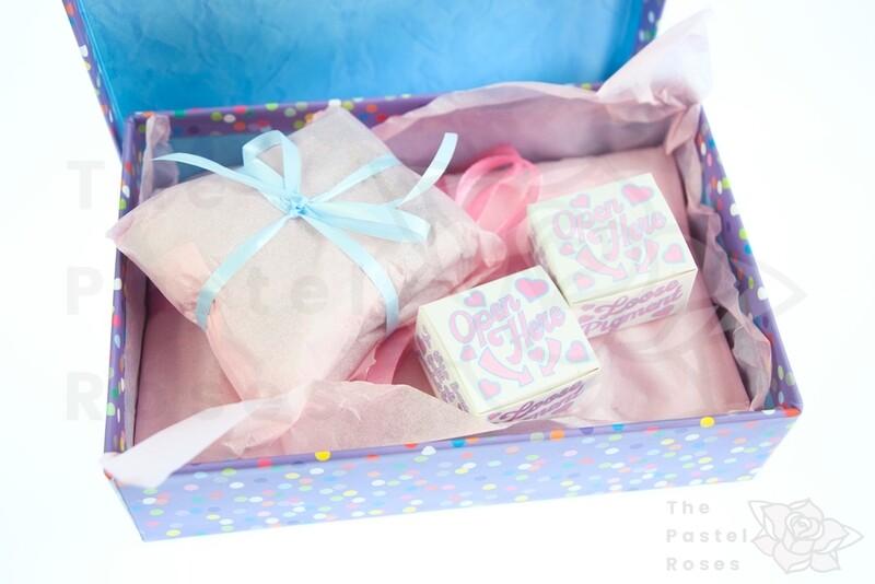 One Year Anniversary Gift Box
