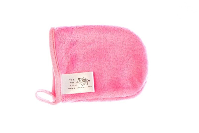 Soft Microfiber Makeup Remover Glove