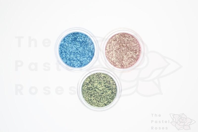 Glitter Loose Eyeshadows - Bundle