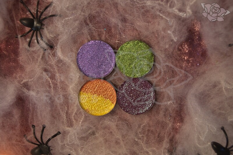 Pressed Pigment - Halloween Bundle - Limited Edition