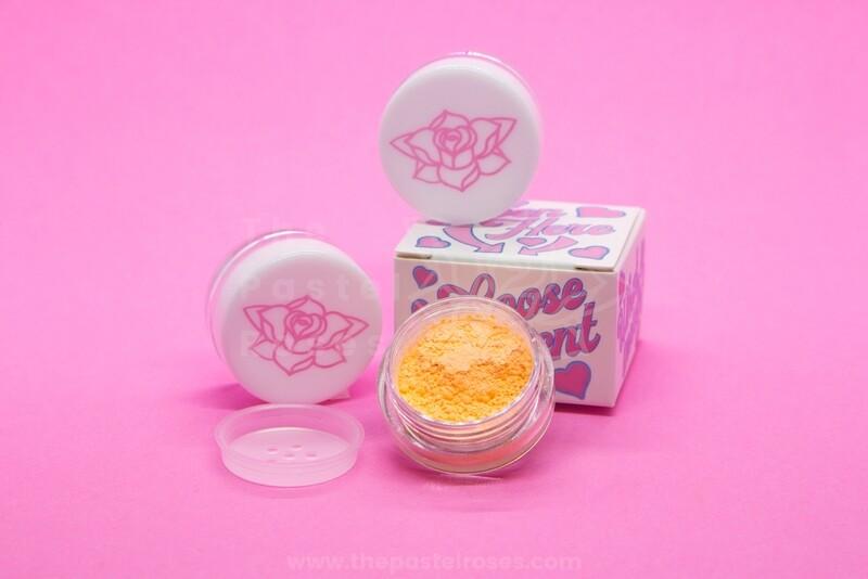 Pastel Chalk Loose Pigment - Apricot
