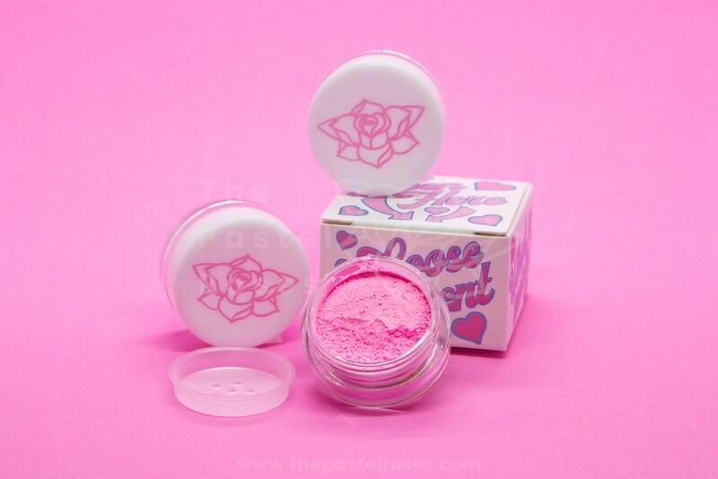 Pastel Chalk Loose Pigment - Raspberry