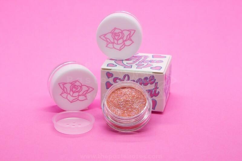 Loose Eyeshadow Pigment - Sweet Peach