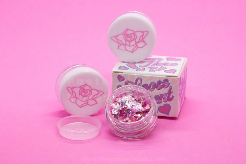 Neon Chameleon Loose Pigment - Pink Diamond