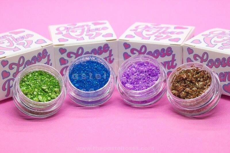 Loose Pigments - Bundle