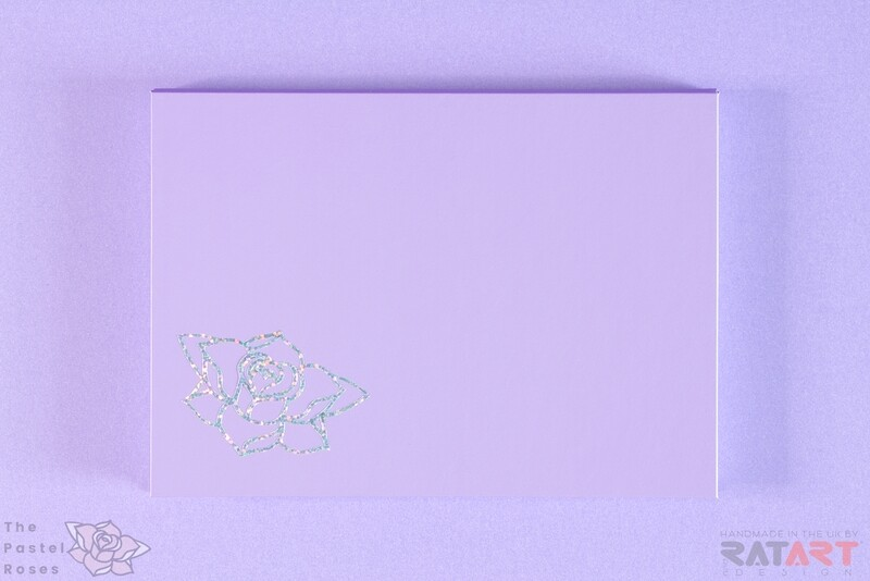 Magnetic Palette With Mirror - Large - Sweet Lavender - New Edition