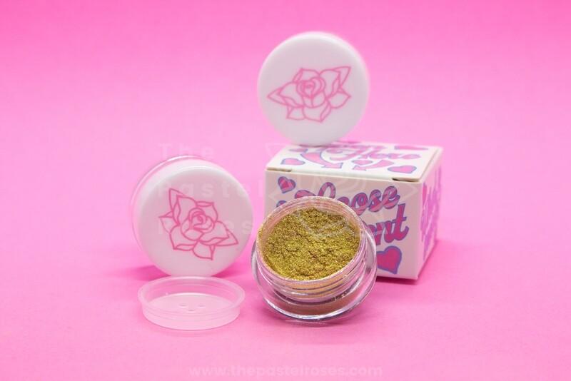 Duochrome Loose Eyeshadow Pigment - Marshmallow