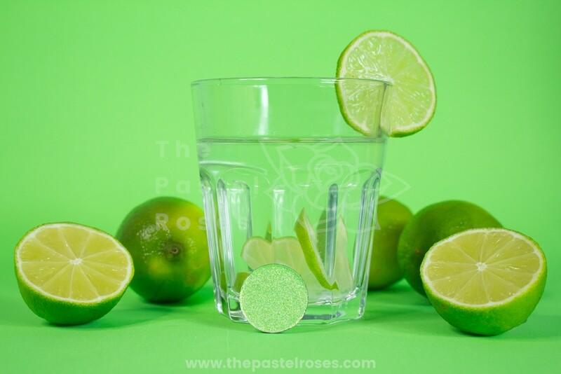 Pressed Shadow -  Lime Twist