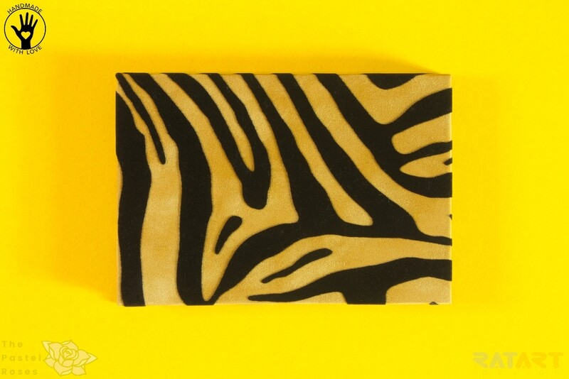 Magnetic Palette With Mirror - Medium - Tiger - Limited Edition