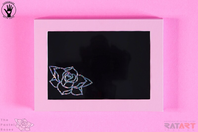 Magnetic Palette - Large - Pastel Pink - New Edition