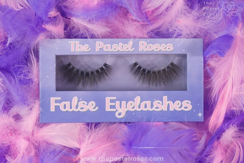 Synthetic False Eyelashes - Superstar