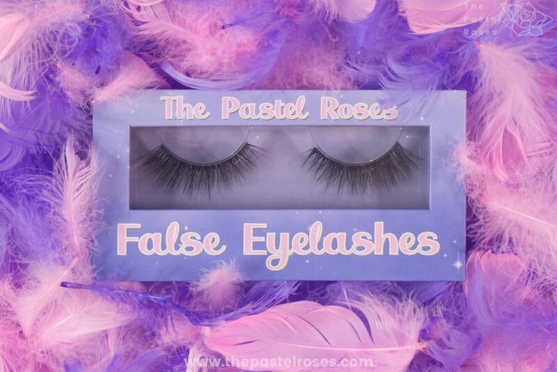 Synthetic False Eyelashes - Lucid Dream