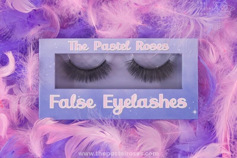 Synthetic False Eyelashes - Fairy Tale